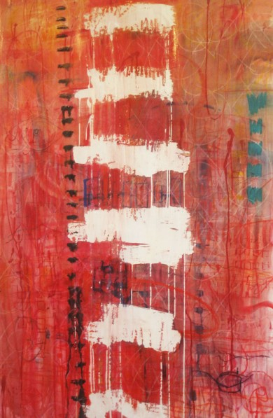 RED 44x30 in